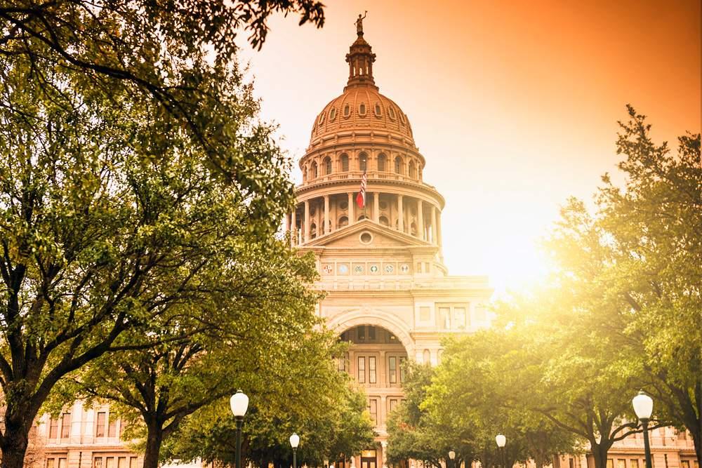 Austin Texas Capital Hill